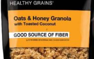 KIND Oats & Honey Granola Recalled For Undeclared Sesame