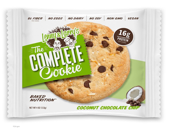 Lenny & Larry's Cookie Recall