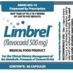 Prescription Medical Food Limbrel Recalled for Serious Adverse Events