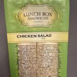 Lunch Box Chicken Sandwiches Recalled For Listeria