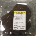 Meijer Chocolate Mint Chip Cookie Recall