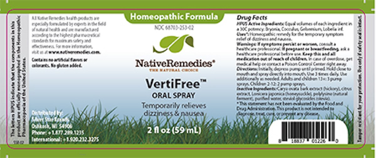Silver Star Native Remedies Homeopathic Microbial Recall
