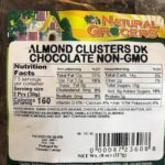 Natural Grocers Recalls Dark Chocolate Almond Clusters For Peanuts