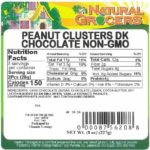 Natural Grocers Dark Chocolate Peanut Clusters Recalled For Almonds