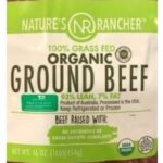 Nature's Rancher Recalled Ground Beef For Foreign Material