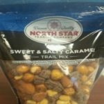North Star Sweet and Salty Caramel Trail Mix Recalled For Cashews