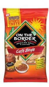 On the Border Cafe Style TOrtilla Chip Recall