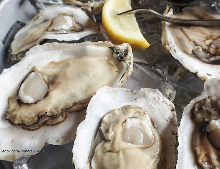 DiCarlo Seafood Raw Oysters Linked to Food Poisoning Outbreak Recalled