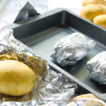 Potatoes in Foil