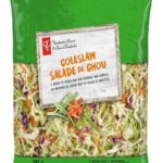 President's Choice Colorful Coleslaw Recalled For Possible Salmonella