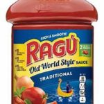 Some RAGÚ Pasta Sauces Recalled For Foreign Material