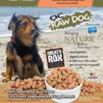 OC Raw Dog Food Recalls Two Products; One for Listeria Monocytogenes, Another for Clostridium Botulinum