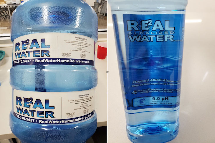 Real Water Non-Viral Hepatitis Illnesses Investigated by FDA