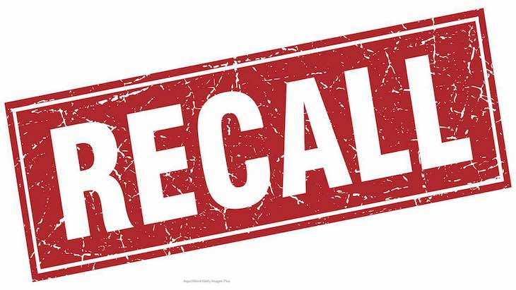 Maxfield Seafood Siluriformes Recalled
