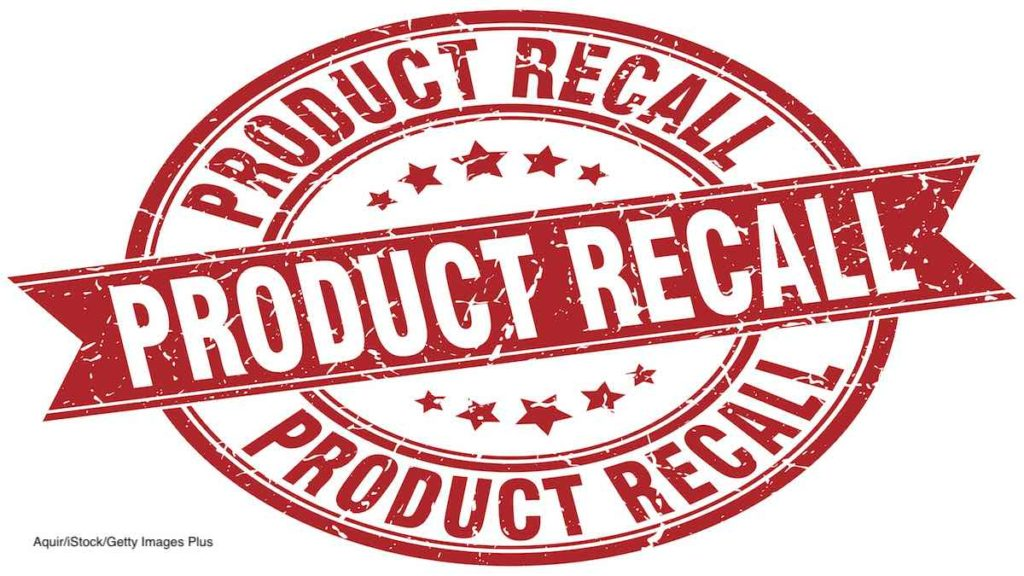 Choco Chimp Cereal Recalled