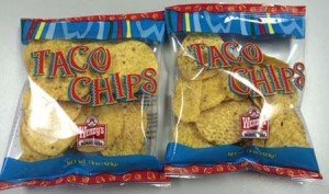 Recalled Taco Chips