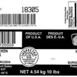 Rosemount Cooked Diced Chicken Recalled For Listeria in Canada
