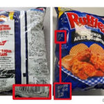 Ruffles Hot Wings Potato Chips Recalled For Undeclared Mustard