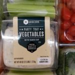 SE Grocers Party Tray with Vegetables Recalled For Allergen