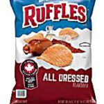 Sam's Club Ruffles All Dressed Potato Chips Recalled For Undeclared Milk
