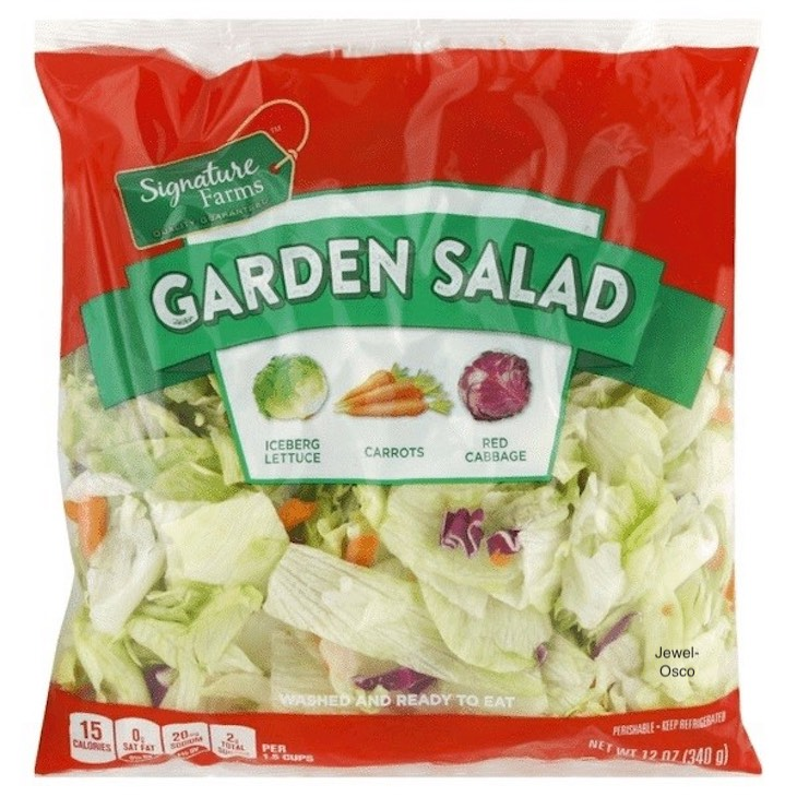Iowa Cyclospora Outbreak Linked to Bagged Salads Sickens at Least 54