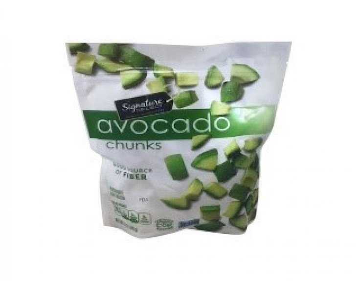 Signature Select Frozen Avocado Chunks Recalled For Listeria