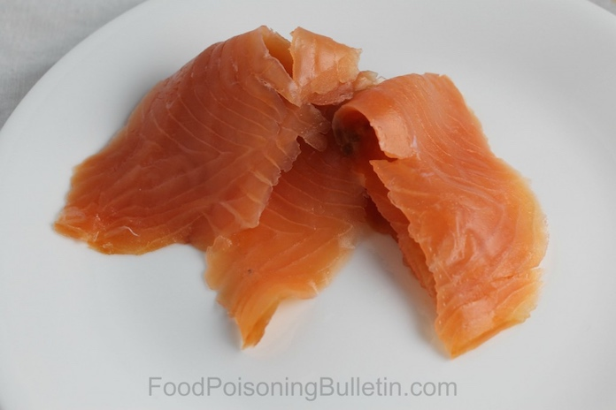 Tapeworm found in alaskan salmon for Raw fish food poisoning