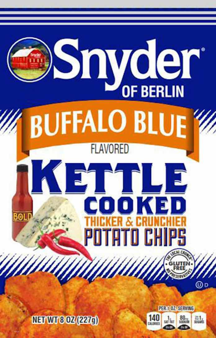 Snyder of Berlin Buffalo Chips Salmonella Recall