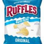 Some Ruffles Original Potato Chips Recalled For Undeclared Milk