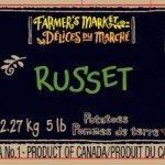 Potatoes Recalled in Canada for Possible Tampering