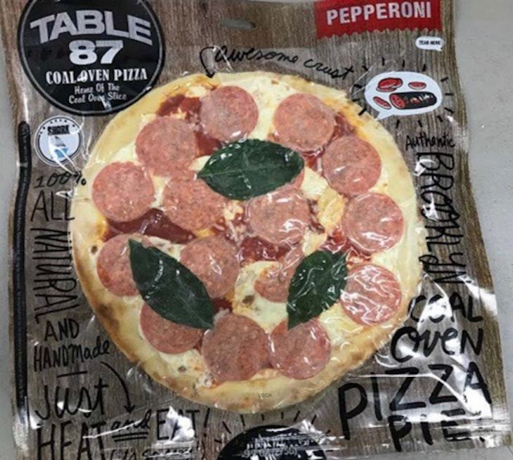 Table 87 Pizza and Greener Pastures Chicken Recalled For No Inspection