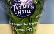 Tanimura and Antle Romaine Lettuce Package - E. coli Warning