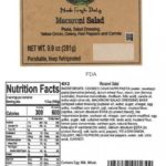 Taylor Farms Products With Onions Recalled For Possible Salmonella