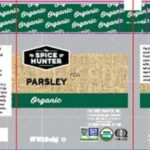 The Spice Hunter Products Recalled For Possible Salmonella