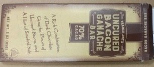 Trader Joe's Bacon Ganache Recall