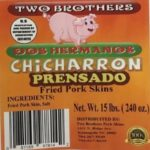 Two Brothers Pork Skins Recall