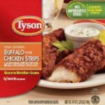 Tyson Chicken Strips Foreign Material Recall
