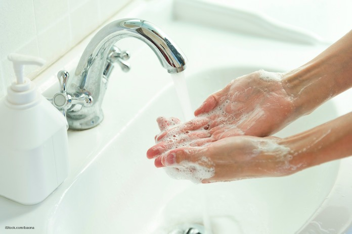 Wash Your Hands to Prevent Food Poisoning and Coronavirus!