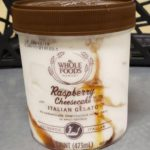 Whole Foods Raspberry Cheesecake Gelato Recalled For Egg
