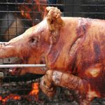 Pig Roasting and Food Safety