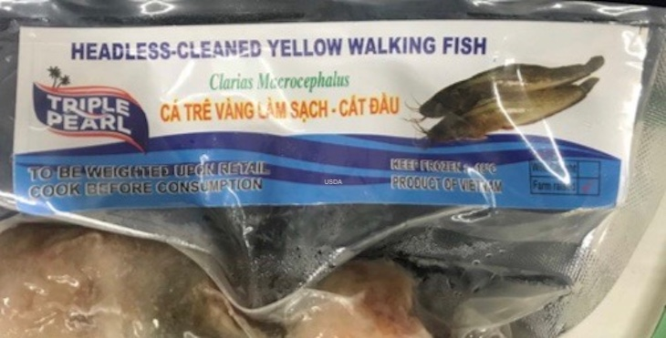 Crab House Trading Yellow Walking Fish Recalled For No Inspection