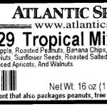 Atlantic Spice Recalls Sunflower Seeds, Snack Mixes for Listeria