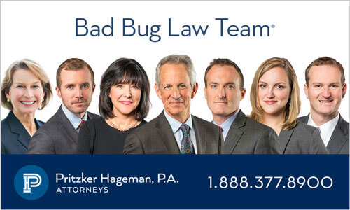 BBad Bug Law Team | Pritzker Law Firm