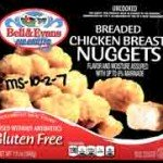 Recalled Bell & Evans Gluten Free Chicken Products Sold at Publix