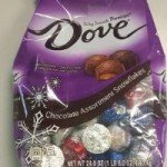Dove Snowflakes Recalled for Undeclared Peanuts, Wheat and Egg Sold at Walmart