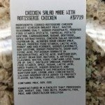 Here's What to Do if You Purchased Costco Chicken Salad Linked to an E. coli Outbreak