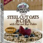 Homestat Steel Cut Oats with Chia, Flax and Rye Recalled for Salmonella