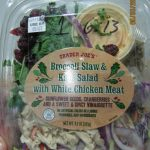 Listeria Recall for Trader Joe's Broccoli Slaw & Kale Salad