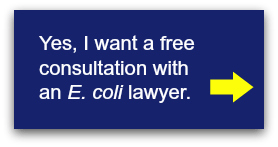 Free E. coli Lawsuit Consultation